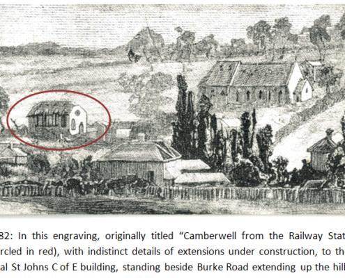 Camberwell Primary School 1867