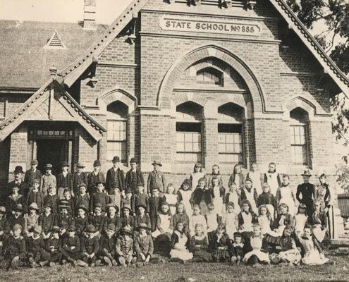 Camberwell Primary School 1868-1886