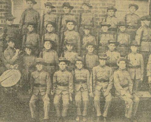 Camberwell Primary School 1884
