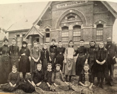 Camberwell Primary School 1891