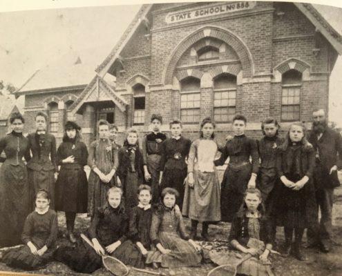 Camberwell Primary School 1891
