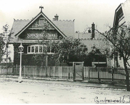 Camberwell Primary School 1909