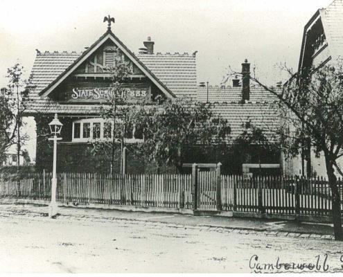 Camberwell Primary School 1909