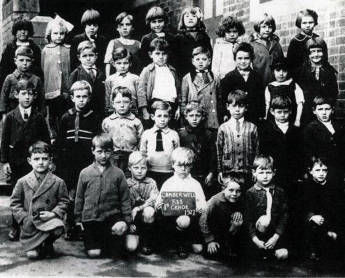 Camberwell Primary School 1927