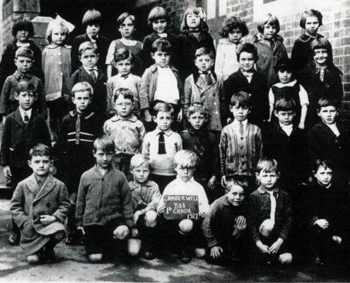 Camberwell Primary School 1927