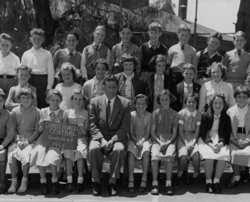 Camberwell Primary School 1955