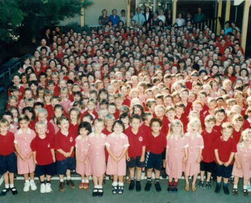 Camberwell Primary School 1991