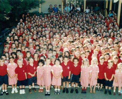 Camberwell Primary School 1991