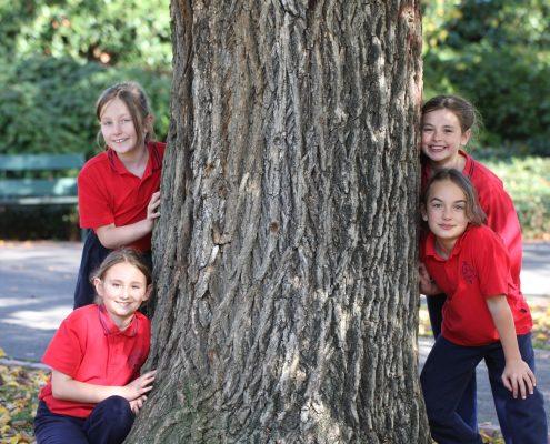 Camberwell Primary School Girls Group