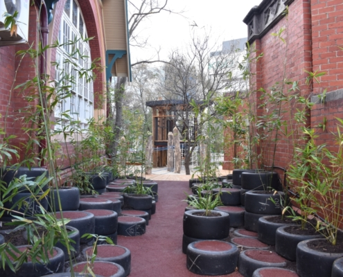 Camberwell Primary School Secret Garden View3