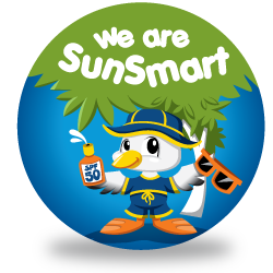 Camberwell Primary School Sunsmart Logo